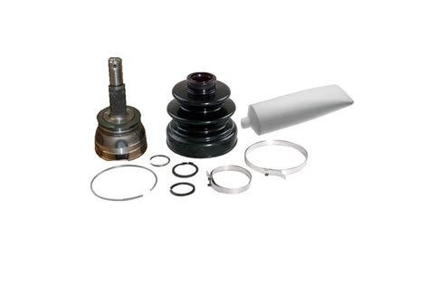 350z genuine nissan rear outer cv joint kit cure the