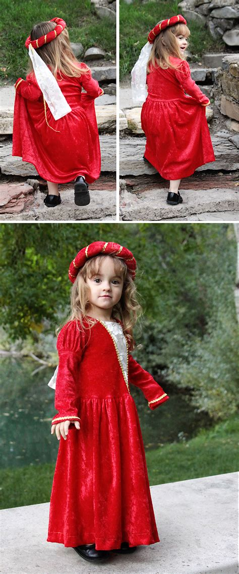 Handmade Princess Costumes - easy diy princess costume it s always autumn