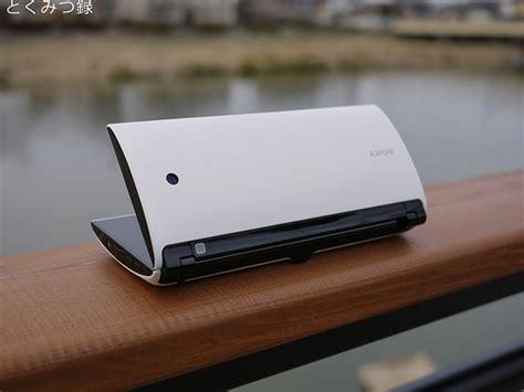 Hp Sony Tablet P 折りたたんでコンパクトに持ち運べるandroid タブレット sony tablet pシリーズ をお借りしました とくみつ録 2004 2014