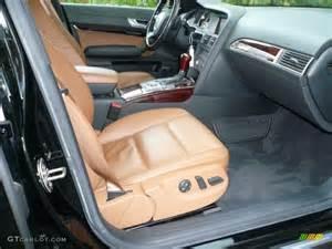 2006 Audi A6 Interior Amaretto Interior 2006 Audi A6 3 2 Quattro Avant Photo