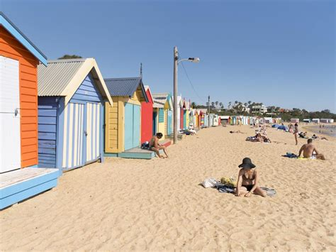 inside brighton beachs bathing boxes