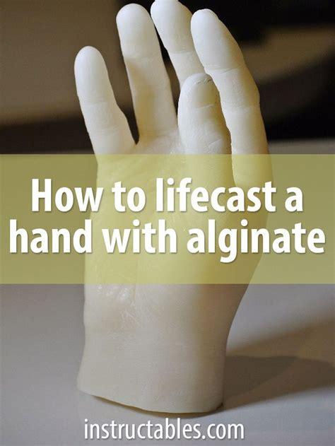 how to make alginate how to lifecast a with alginate wax and how