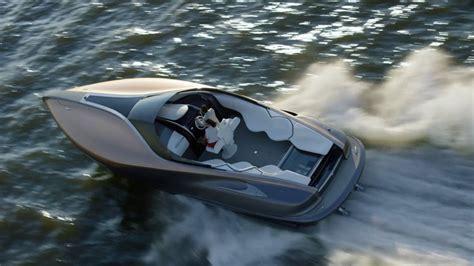 lexus boat lexus sport yacht concept youtube
