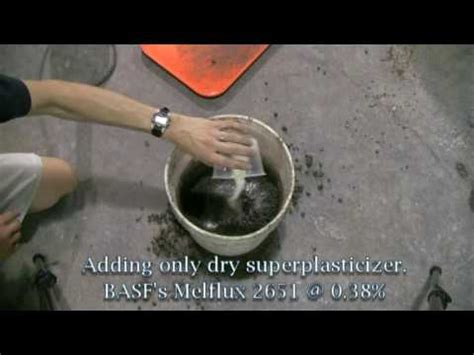 Concrete Countertop Admixtures by Concrete Countertops Using Superplasticizer To Increase