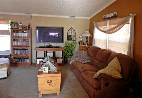 interior decorating mobile home simple tricks to manage interior for small mobile homes
