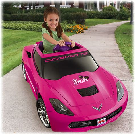 barbie corvette c7 stingray in pink corvetteforum chevrolet