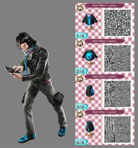 design clothes new leaf animal crossing new leaf matt miller s jacket by