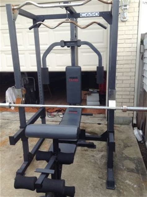 weider c650 home espotted