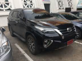 Toyota Fortuner Toyota Fortuner