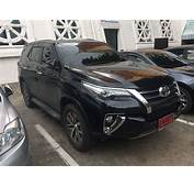 Toyota Fortuner  Wikipedia