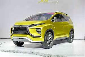 Mitsubishi Crossover Pims 2016 Mitsubishi Brings In The Xm Concept Crossover