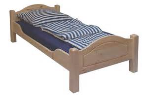 bett kiefer massiv 90x200 holzbett 90 x 200 cm kiefer massiv paul
