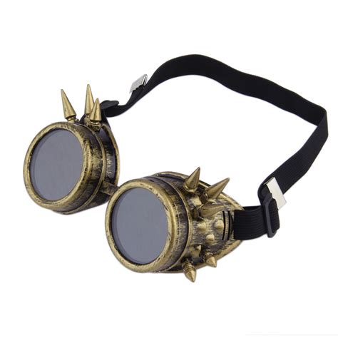 cool goggles cool new rivet vintage gothic steunk goggles glasses
