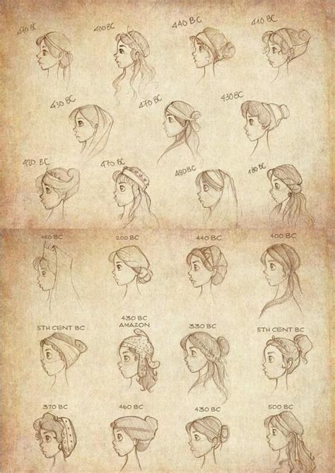 Ancient Greece Hairstyles by Ancient Hairstyles Hair