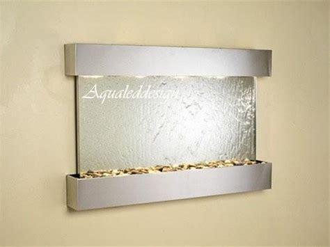 muri d acqua per interni cascata d acqua da parete specchio