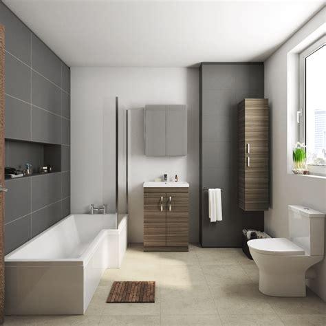 Bathroom Furniture Suites Modern Complete Bathroom Suite Own Brand Obpack193 Modern