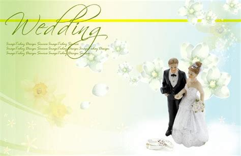 Wedding Wishes Poster by Fresh Wedding Posters Psd