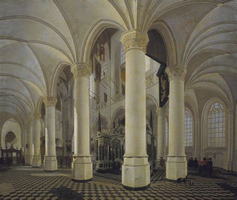 that was the church that was how the church of lost the books gerard houckgeest