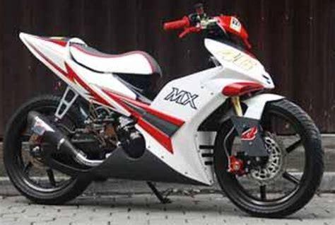 As Tengah Ddi Jupiter Mx Yamaha Motor Bebek Murah modifikasi motor yamaha 2016 cara modif jupiter mx 2006