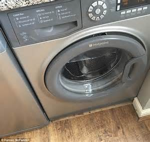Mitsubishi Moving Drum Washing Machine by Which Warn Homeowners About Exploding Washing Machines