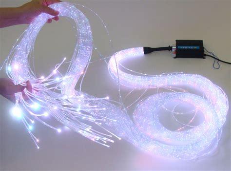 beleuchtung glasfaser lichtleiter lichtwellenleiter beleuchtung glasfaserkabel