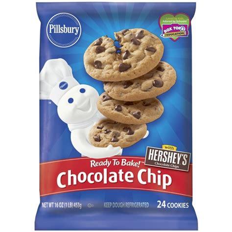 pillsbury cookies walmart pillsbury cookie dough 1 75