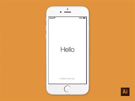 25 Mockup Templates For The New Iphone 6 Watch Iphone App Template Illustrator