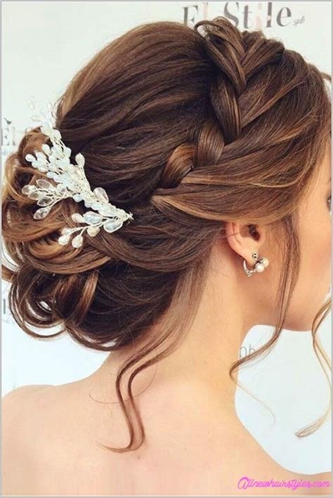 Bridal Hairstyles by Bridal Hairstyles Pictures Allnewhairstyles
