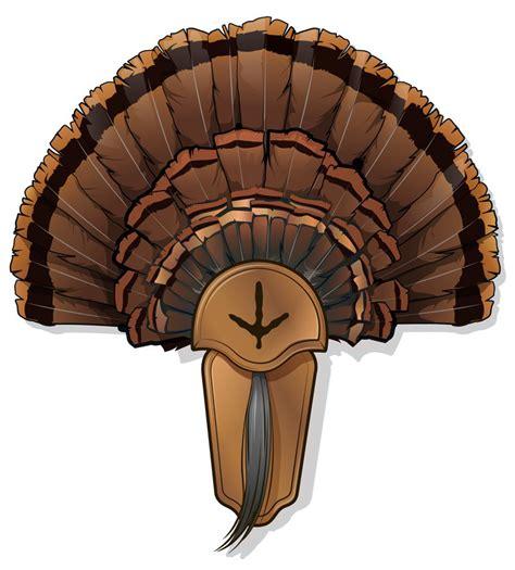 diy turkey fan mount 5 diy turkey taxidermy projects