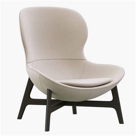 round armchair ditre italia round armchair 3d model max cgtrader com