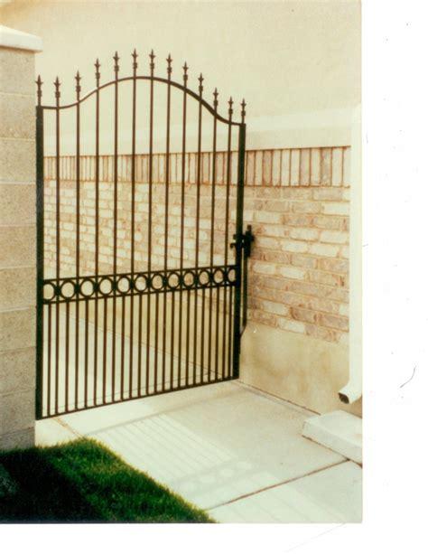 puppy proofing iron fences gates utah intermountain ornamental