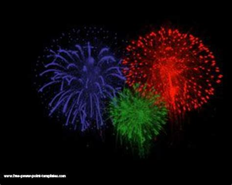 Free Celebration Fireworks Powerpoint Template Fireworks Powerpoint Animation