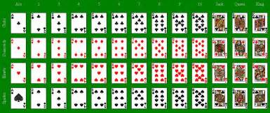card decks algorithm shuffle a given array learn improve