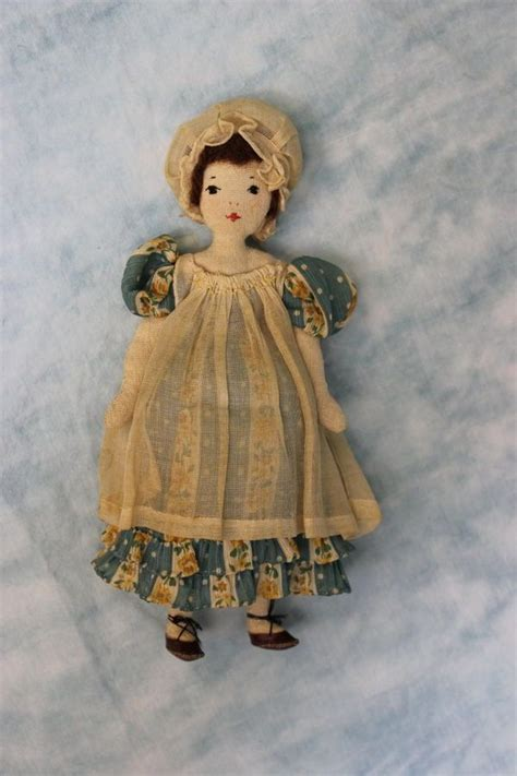 Handmade Rag Dolls Patterns - 1000 images about edith flack ackley dolls on