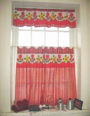 Colorful Kitchen Curtains Ways To Use Kitchen Curtains Decoration Ideas
