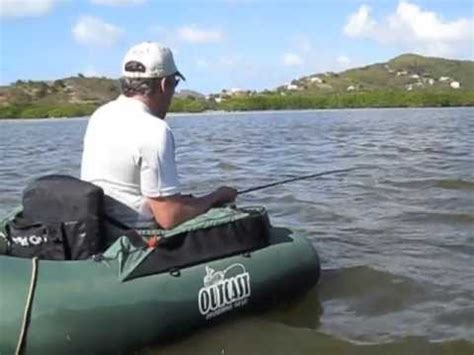 flying boat tube video antigua fly fishing light tackle charters fishing for