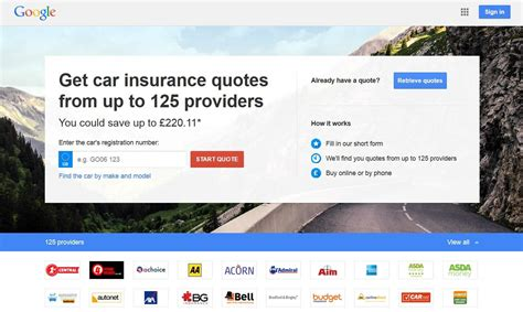 google results  car insurance