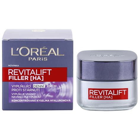 L Oreal Revitalift Filler l or 233 al revitalift filler replenishing day
