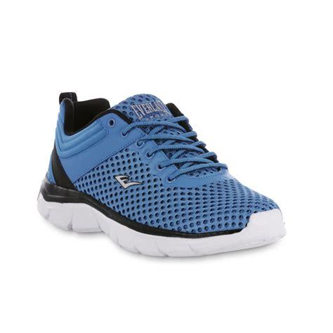 everlast athletic shoes everlast 174 sport s shield blue black athletic shoe