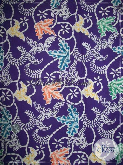 Kain Batik Jumputan Handmade Warna Ungu batik warna alami batik tiara 2017