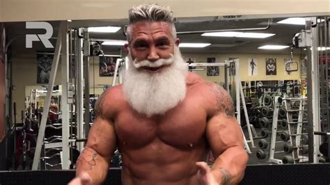 swole santa christmas   day  christmas youtube