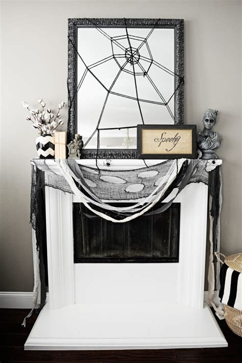spooky home decor ideas that look absolutely