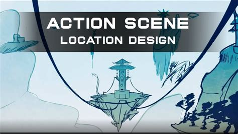 layout animation tutorial how to animate an action scene location design