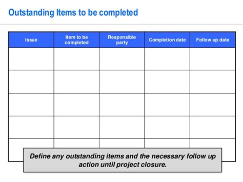 follow up plan template pdca problem solving template by operational excellence