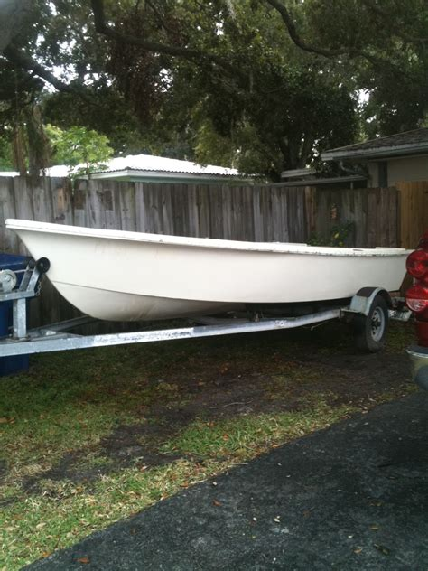 used key west flats boats for sale 17 key west flats project 600 the hull truth boating