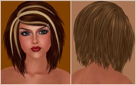 streaking my hair technique new truth hair new exodi isolde skin 171 my style in