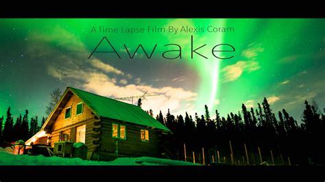 awake electric northern lights time lapse on vimeo