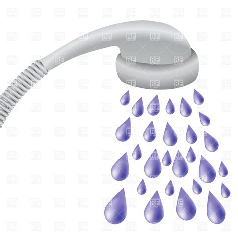 Free Shower by Shower Vector Clipart Image 39218 Rfclipart