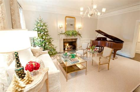 top decor blogs 10 rooms with festive christmas trees