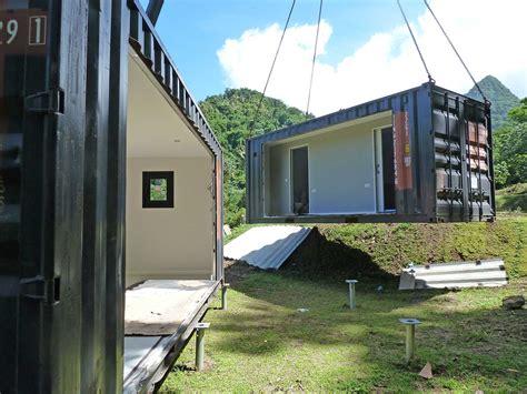 casa contenedor maritimo casas en contenedores contenhouse